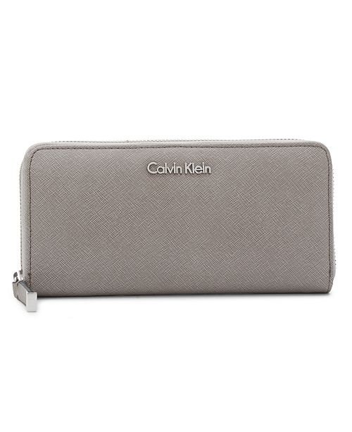 336e1503413e Calvin Klein Saffiano Zip Around Wallet Reviews Handbags. Calvin Klein  Saffiano Leather Two Tone Bifold Wallet Key Fob