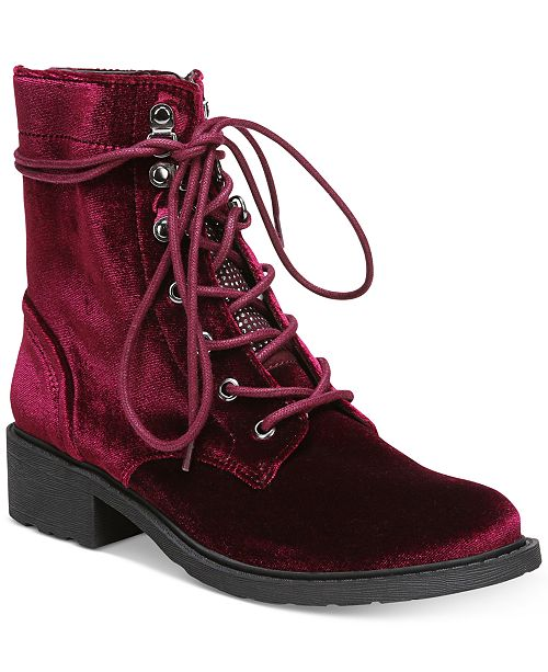 d9a9812e34d8a Circus by Sam Edelman Dawson Combat Booties   Reviews - Boots ...
