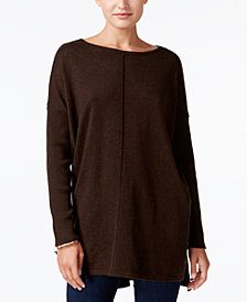 Style & Co Petite Sweater Tunic, Created for Macy's