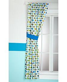 Finding Nemo Graphic-Print Window Panel