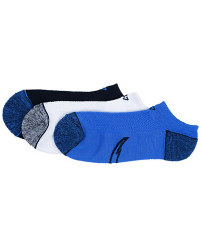 '47 Brand Los Angeles Chargers 3pack Blade Motion No Show Socks