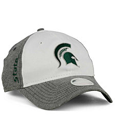 half off ab4d4 2c746 New Era Women s Michigan State Spartans Sparkle Shade 9TWENTY Cap