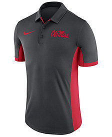Nike Men's Ole Miss Rebels Evergreen Polo