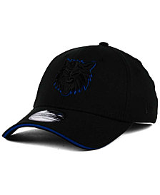 New Era Minnesota Timberwolves Black Pop 39THIRTY Cap