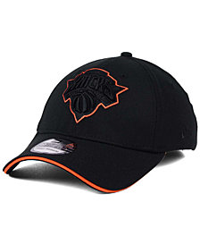 New Era New York Knicks Black Pop 39THIRTY Cap