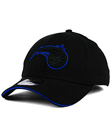 New Era Orlando Magic Black Pop 39THIRTY Cap