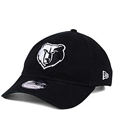 New Era Memphis Grizzlies Black White 9TWENTY Cap