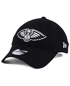 New Era New Orleans Pelicans Black White 9TWENTY Cap