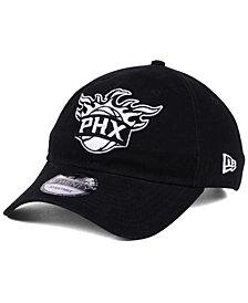 New Era Phoenix Suns Black White 9TWENTY Cap