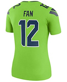 Women's Seattle Seahawks Color Rush Legend Jersey