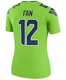 Nike Women's Seattle Seahawks Color Rush Legend Jersey
