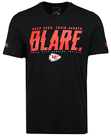 Under Armour Men's Kansas City Chiefs Team Verb T-Shirt
