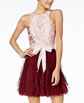 Short Prom Dresses 2018 Macy S