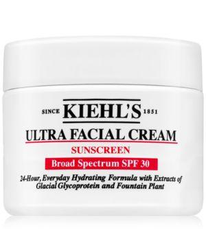Kiehl's Since 1851 Ultra Facial Cream Sunscreen Spf 30, 4.2-oz.