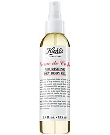 Creme de Corps Nourishing Dry Body Oil, 5.9-oz.