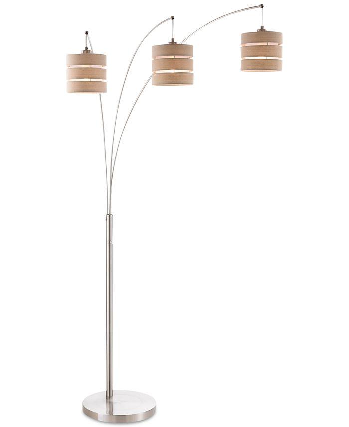 Lite Source - Falan 3-Light Floor Lamp