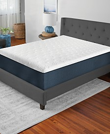 "SensorGel 12"" Plush Mattress, Quick Ship, Mattress In A Box"