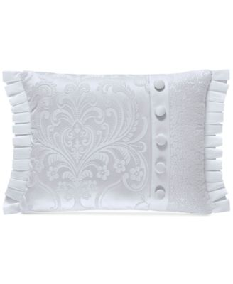 "Carmella Boudoir 18"" x 10"" Decorative Pillow"