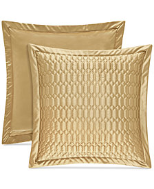 J Queen New York Satinique Quilted European Sham