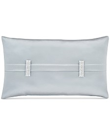 "J Queen New York Satinique 12"" x 20"" Boudoir Decorative Pillow"
