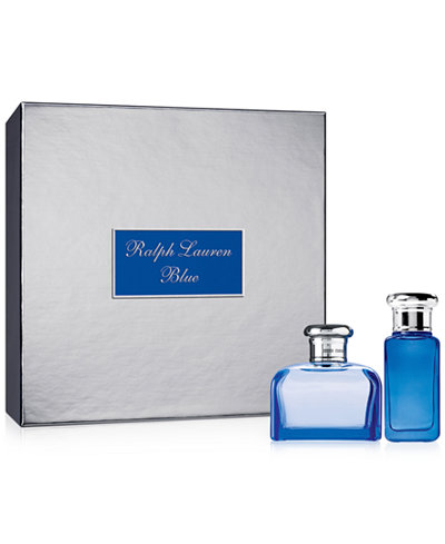Ralph Lauren 2-Pc. Blue Gift Set