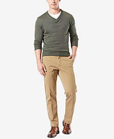 Dockers Men's Straight Fit Smart 360 FLEX Workday Khaki Pants D2