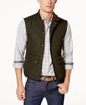 Barbour Men's Lowerdale Quilted Vest - Coats & Jackets - Men - Macy's : barbour mens quilted vest - Adamdwight.com