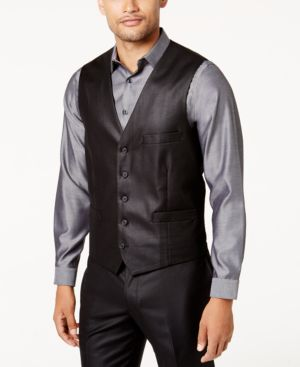 I.n.c. Men's James Slim-Fit Vest, Created for Macy's