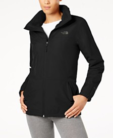 The North Face Louisa Fleece-Lined Rain Jacket, Created for Macy's