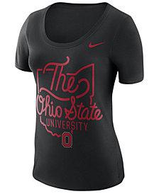 Nike Women's Ohio State Buckeyes State Local Elements T-Shirt