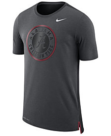 Nike Men's Alabama Crimson Tide Meshback Travel T-Shirt