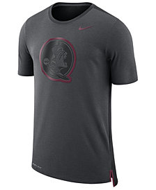 Nike Men's Florida State Seminoles Meshback Travel T-Shirt