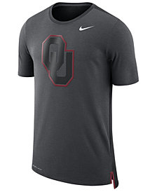 Nike Men's Oklahoma Sooners Meshback Travel T-Shirt