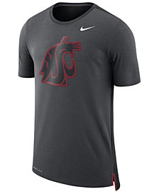 Nike Men's Washington State Cougars Meshback Travel T-Shirt