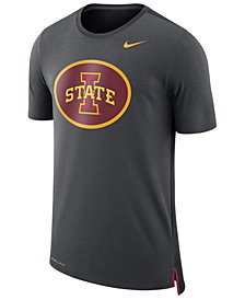 Nike Men's Iowa State Cyclones Meshback Travel T-Shirt