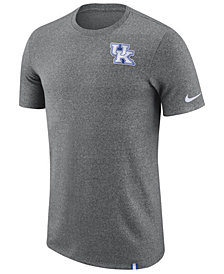 Nike Men's Kentucky Wildcats Marled Patch T-Shirt