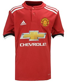 Nike Manchester United Home Stadium Jersey, Big Boys (8-20)