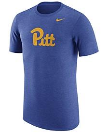 Men's Pittsburgh Panthers Vault Logo Tri-Blend T-Shirt