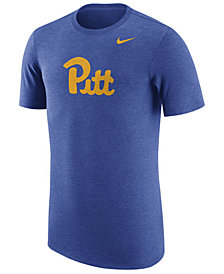 Nike Men's Pittsburgh Panthers Vault Logo Tri-Blend T-Shirt