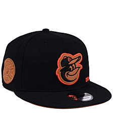 New Era Baltimore Orioles X Wilson Side Hit 9FIFTY Snapback Cap