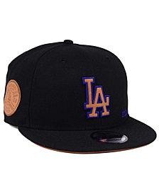 New Era Los Angeles Dodgers X Wilson Side Hit 9FIFTY Snapback Cap