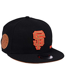 New Era San Francisco Giants X Wilson Side Hit 9FIFTY Snapback Cap