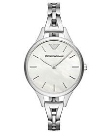 Women's Stainless Steel Bracelet Watch 32mm