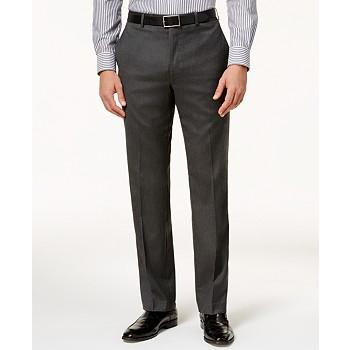 Lauren Ralph Lauren Men's Covert Twill Ultraflex Dress Pants