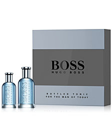 Hugo Boss Men's 2-Pc. BOSS BOTTLED TONIC Gift Set, Created for Macy's