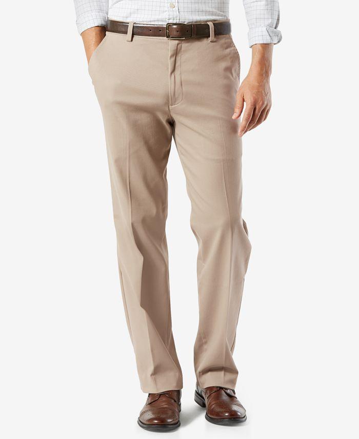 Dockers - Men's Big & Tall Easy Stretch Khaki Pants