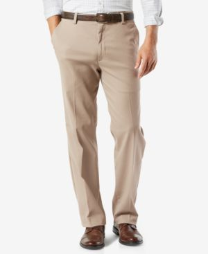 Dockers Men's Stretch Classic Fit Big & Tall Easy Khaki Pants D3 thumbnail