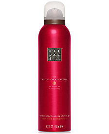 RITUALS The Ritual Of Ayurveda Harmonizing Foaming Shower Gel, 6.7 oz.