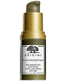 Plantscription Anti-aging Power Eye Cream, 0.5 oz