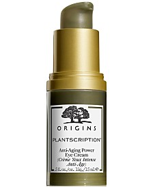 Origins Plantscription Anti-aging Power Eye Cream, 0.5 oz